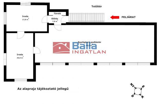 Üllő - Pesti út 100/A:  335 m²-es egyéb üzlethelyiség   (120'000'000 ,- Ft)