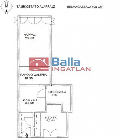 VI. Kerület (Nagykörúton belül) - Weiner Leo utca:  40 m²-es társasházi lakás   (230'000 ,- Ft)