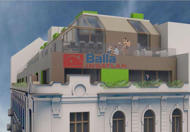 VI. Kerület (Terézváros) - Dessewffy utca környékén:  28 m²-es társasházi lakás   (47'350'000 ,- Ft)
