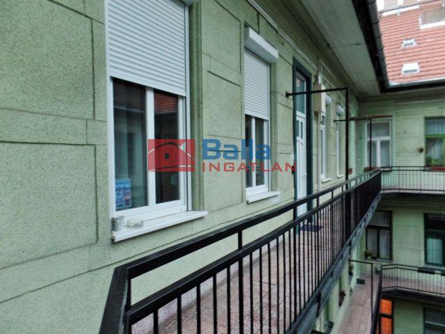 VII. Kerület (Középső-Erzsébetváros) - Bethlen Gábor utca:  78 m²-es társasházi lakás   (75'400'000 ,- Ft)