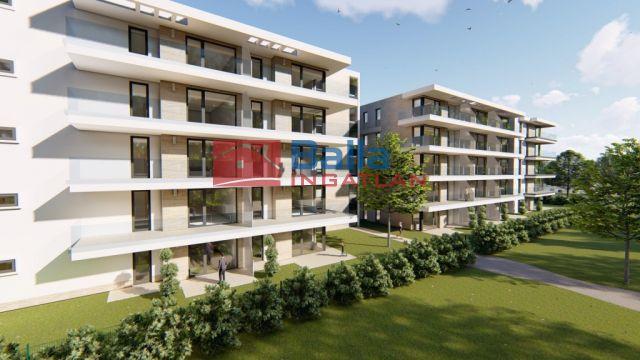 Siófok - Liszt Ferenc sétány:  72 m²-es társasházi lakás   (58'000'000 ,- Ft)