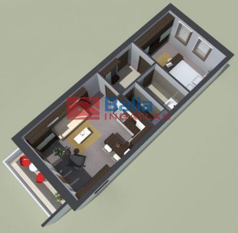 Sopron - Belvárosban utca:  47 m²-es társasházi lakás   (27'990'000 ,- Ft)