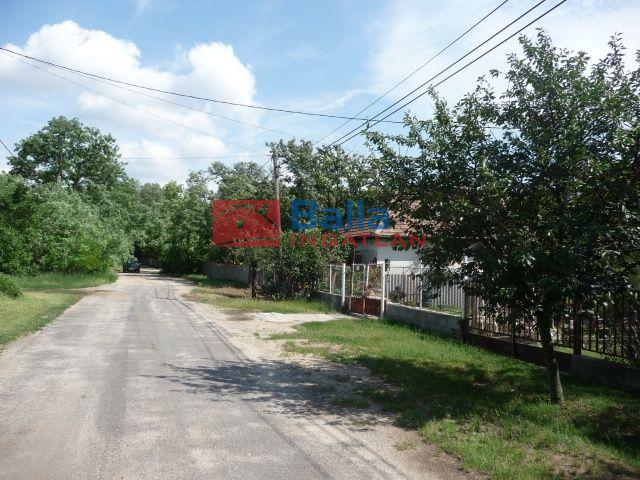 XVII. Kerület (Rákoshegy) - Rákoshegyi utca:  2900 m²-es telek   (44'000'000 ,- Ft)