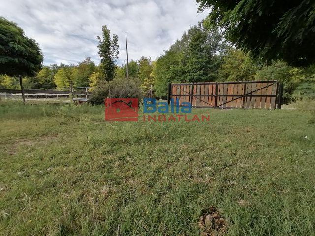 Bugyi - lovak tartására:  4089 m²-es telek   (26'500'000 ,- Ft)