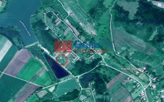 Kisecset - Kisecset:  1166 m²-es telek   (1'100'000 ,- Ft)