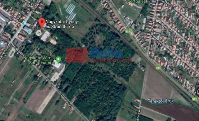 Nagykáta - Hosszútó utca:  784 m²-es telek   (4'900'000 ,- Ft)