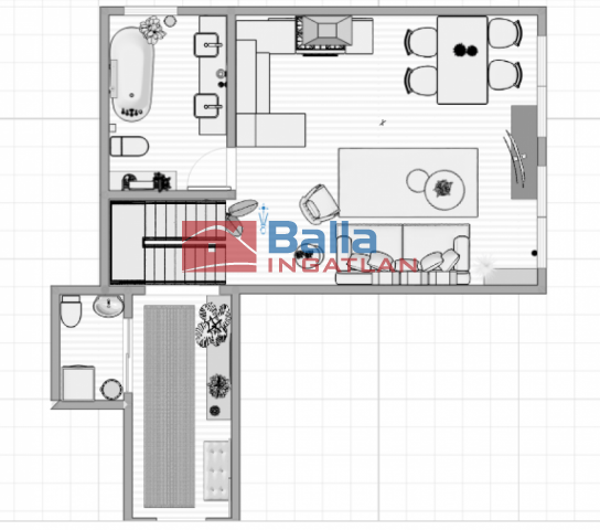 VIII. Kerület (Orczy negyed) - Kálvária utca:  45 m²-es üzlethelyiség utcai bejárattal   (21'300'000 ,- Ft)