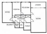 Eladó 68 m²-es társasházi lakás IX. Kerület (Középső Ferencváros (Rehabilitációs terület)), Mester utca: 22'000'000 Ft