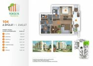 Eladó 53 m²-es társasházi lakás XIII. Kerület (Angyalföld), Rokolya utca: 28'990'000 Ft