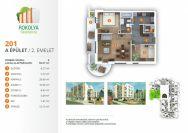 Eladó 60 m²-es társasházi lakás XIII. Kerület (Angyalföld), Rokolya utca: 34'990'000 Ft