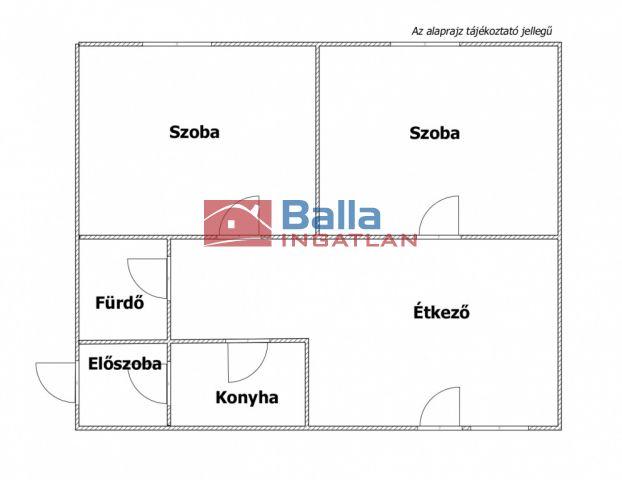XVII. Kerület (Rákoscsaba Újtelep) - Rákoscsaba -Újtelep utca:  80 m²-es családi ház   (42'000'000 ,- Ft)