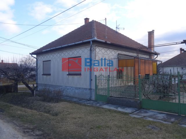 Lakitelek - Zrínyi utca:  85 m²-es családi ház   (13'800'000 ,- Ft)