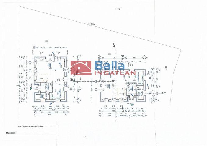 Nagycenk - Nagycenk utca:  110 m²-es családi ház   (38'500'000 ,- Ft)