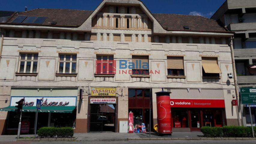 Balassagyarmat - Rákóczi fejedelem út:  21 m²-es egyéb üzlethelyiség   (1'900'000 ,- Ft)