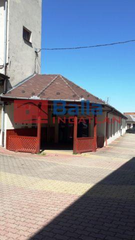 Balassagyarmat - Rákóczi fejedelem út:  101 m²-es egyéb üzlethelyiség   (6'400'000 ,- Ft)