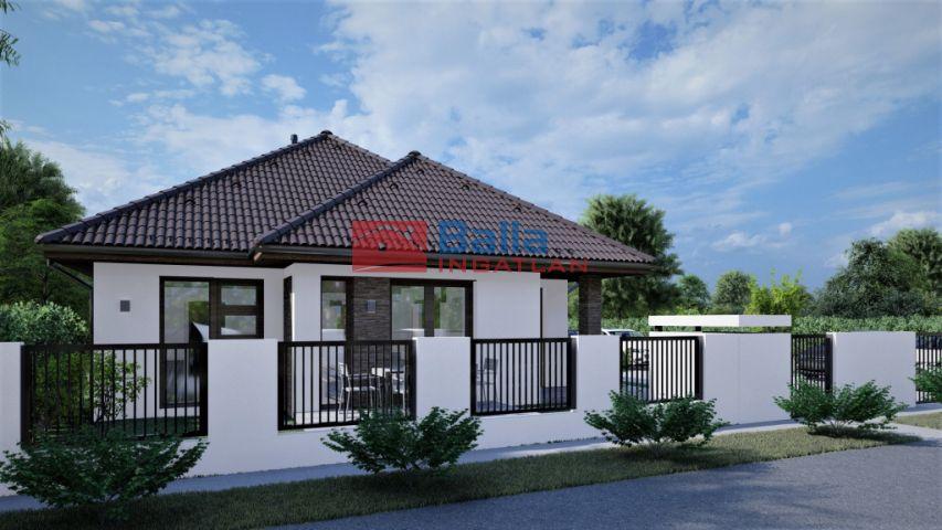 Gyömrő - Klotildtelep:  99 m²-es ikerház   (65'900'000 ,- Ft)