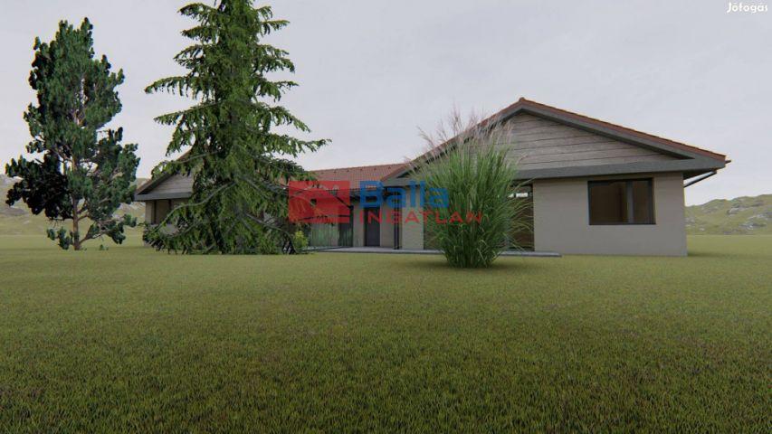 Hévízgyörk - Ady Endre utca környékén:  105 m²-es ikerház   (39'890'000 ,- Ft)