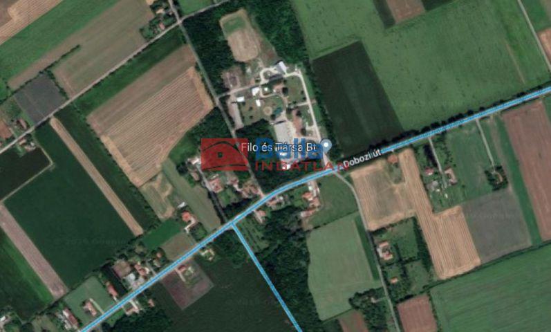 Békéscsaba - Dobozi út:  0 m²-es mezőgazdasági ingatlan   (26'000'000 ,- Ft)