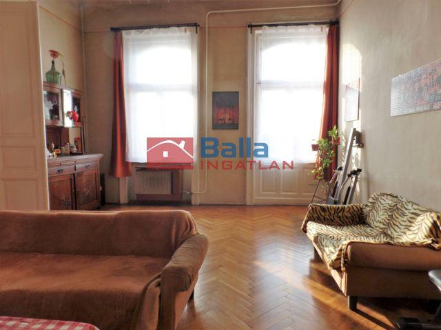 VI. Kerület (Nagykörúton kívül) - Podmaniczky utca:  62 m²-es társasházi lakás   (42'900'000 ,- Ft)