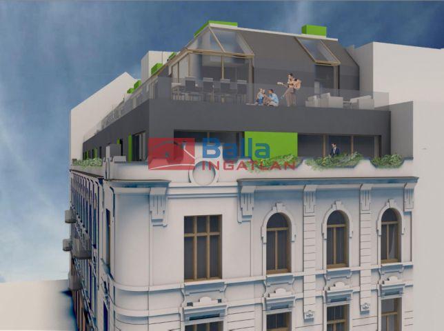 VI. Kerület (Terézváros) - Dessewffy utca környékén:  81 m²-es társasházi lakás   (120'990'000 ,- Ft)