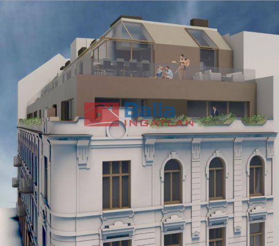 VI. Kerület (Terézváros) - Dessewffy utca környékén:  43 m²-es társasházi lakás   (65'700'000 ,- Ft)