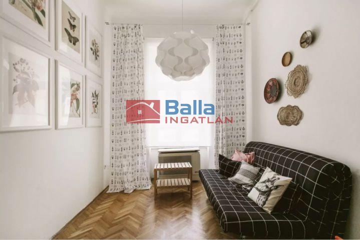 VI. Kerület (Terézváros) - Weiner Leó utca:  29 m²-es társasházi lakás   (29'900'000 ,- Ft)