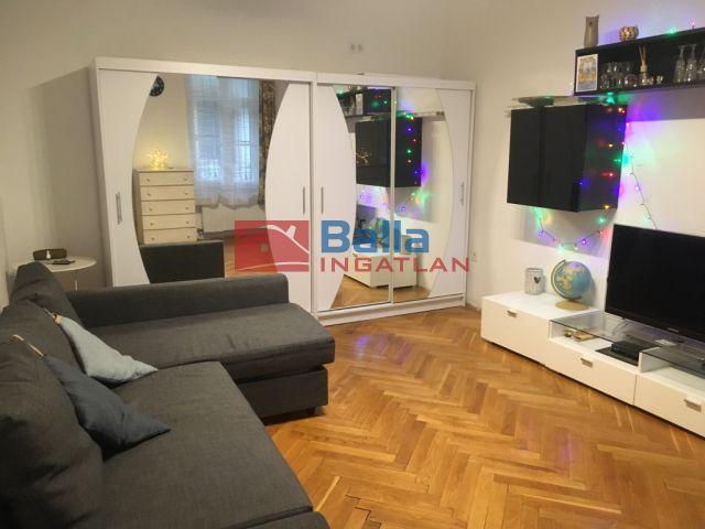 VII. Kerület (Középső-Erzsébetváros) - Dembinszky utca:  50 m²-es társasházi lakás   (41'500'000 ,- Ft)