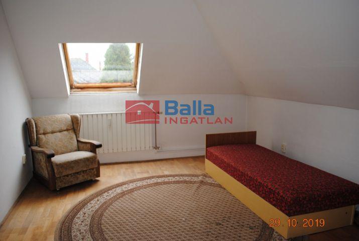 Bük - Bük utca:  56 m²-es társasházi lakás   (13'900'000 ,- Ft)
