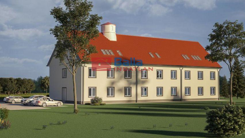 Nagycenk - Nagycenk utca:  55 m²-es társasházi lakás   (20'900'000 ,- Ft)