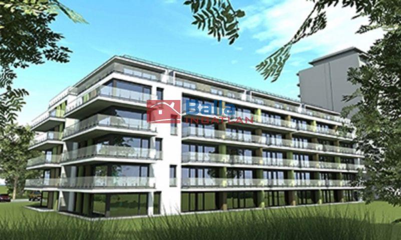 Siófok - Ezüstpart:  54 m²-es társasházi lakás   (83'797'000 ,- Ft)