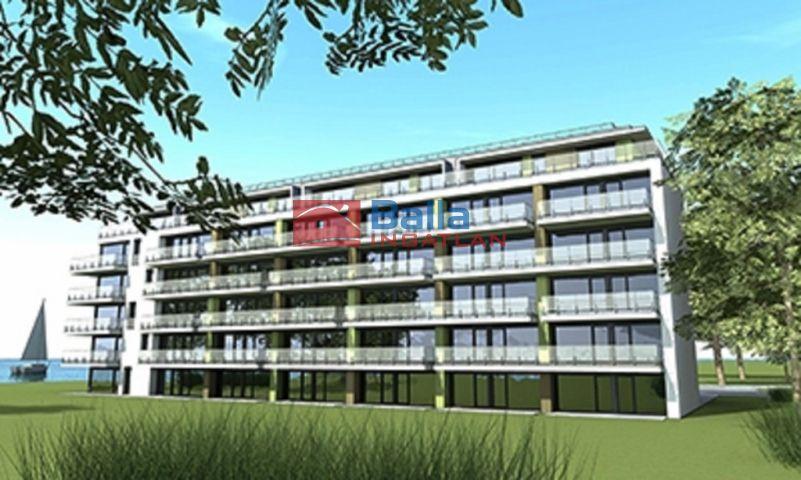 Siófok - Ezüstpart:  54 m²-es társasházi lakás   (78'084'500 ,- Ft)