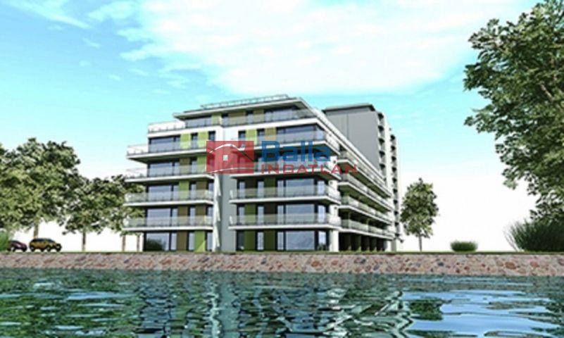 Siófok - Ezüstpart:  53 m²-es társasházi lakás   (81'972'500 ,- Ft)