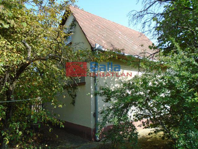 Tiszakécske - Cinke utca:  42 m²-es üdülő   (14'500'000 ,- Ft)